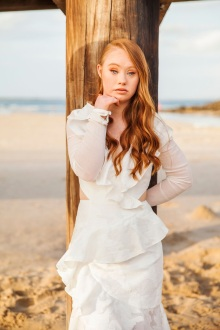 down syndrome model madeline Stuart
