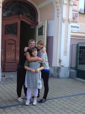 Jířa, Johanka, Zuzu